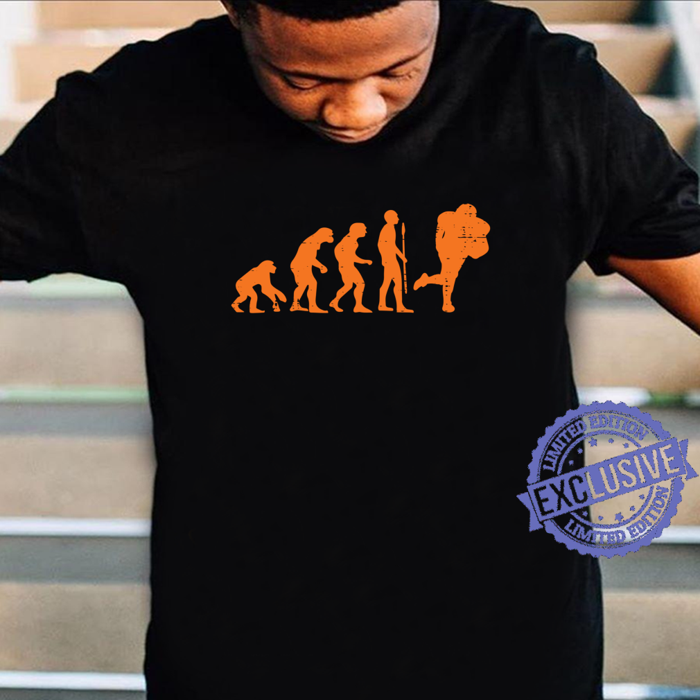 American Football Evolution Sports Player Team Coach Shirt