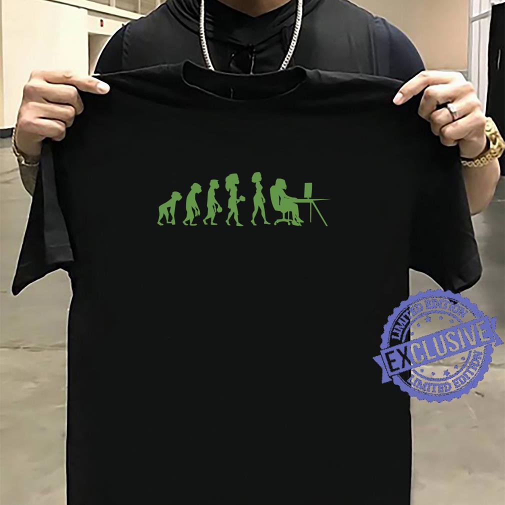 Program Coding Debugger Evolution Programmer Shirt sweater