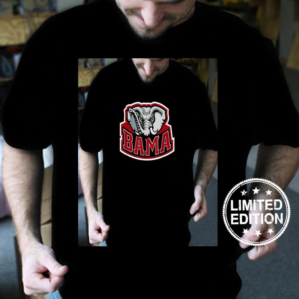 The elephant vintage with campus crimson retro Shirt