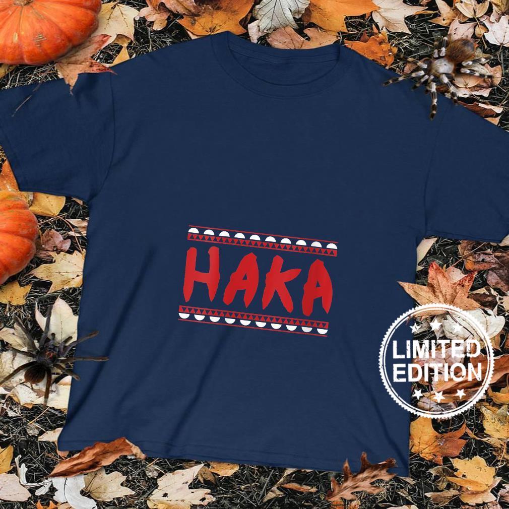 Womens Maori Haka Dance warrior Haka Dance Idea Shirt sweater