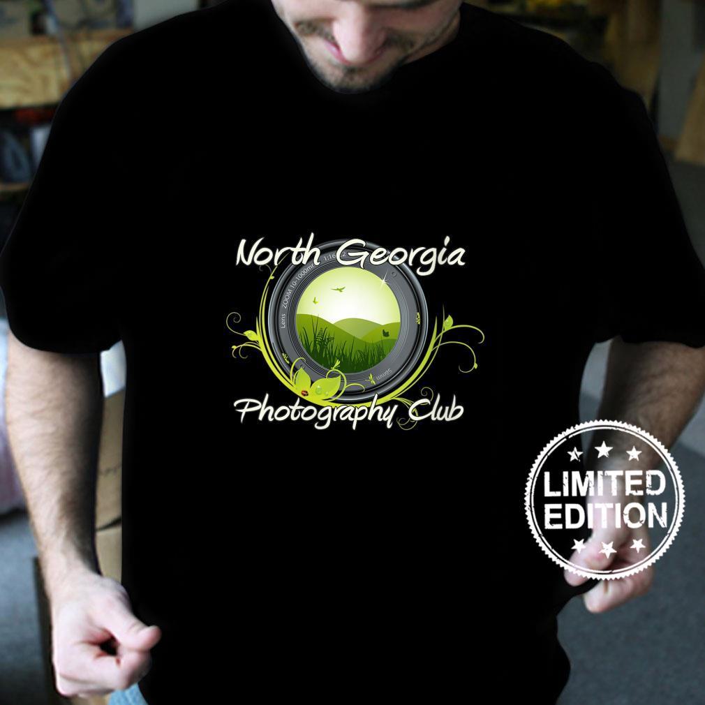 Womens North Georgia Photography Club VStyle Shirt