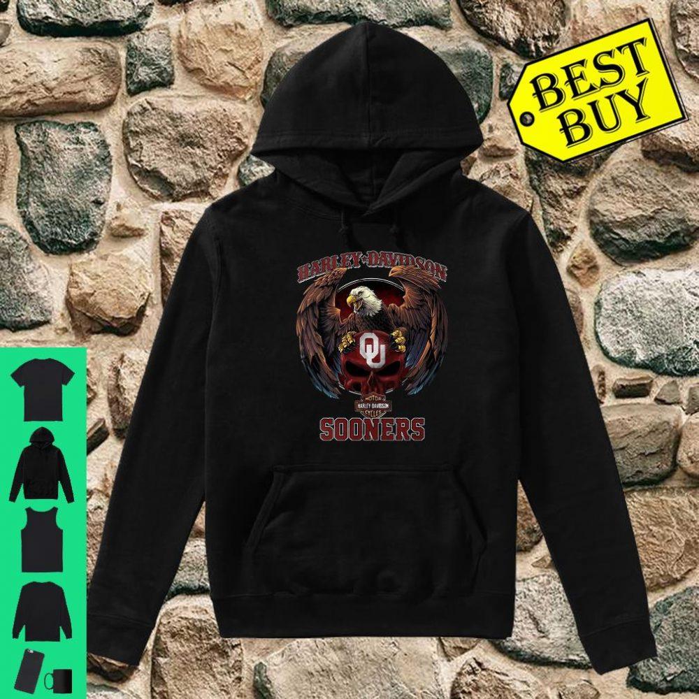 Harley Davidson Sooners shirt hoodie