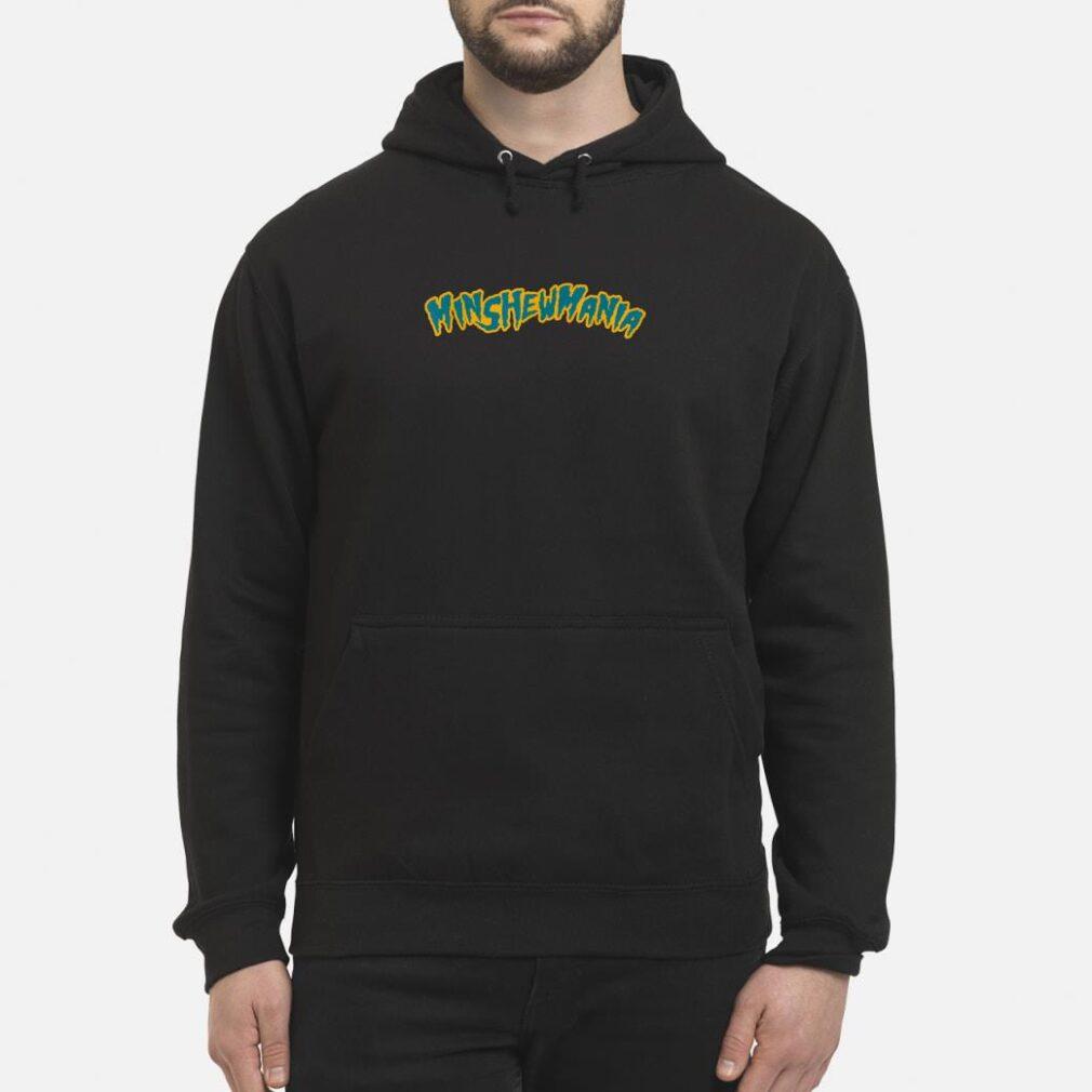 Minshewmania Jacksonville QB Shirt hoodie