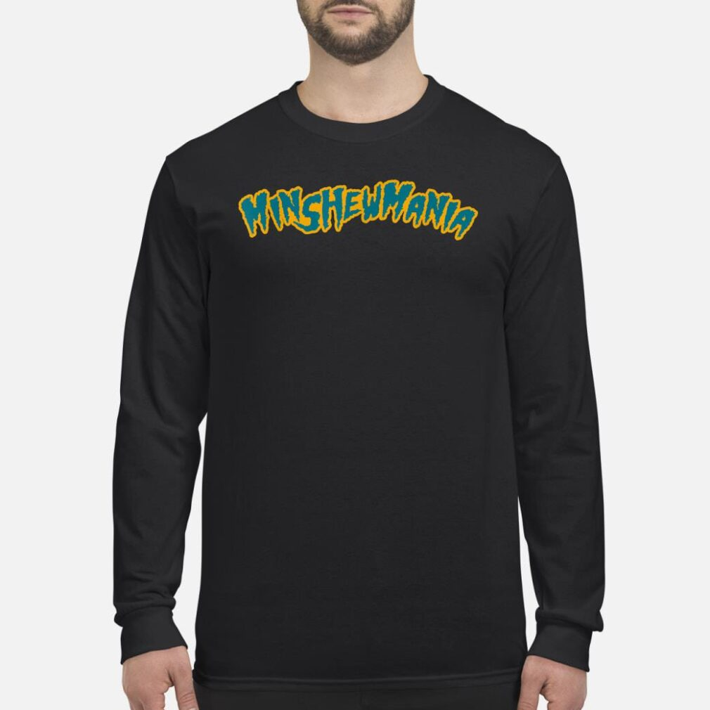 Minshewmania Jacksonville QB Shirt long sleeved