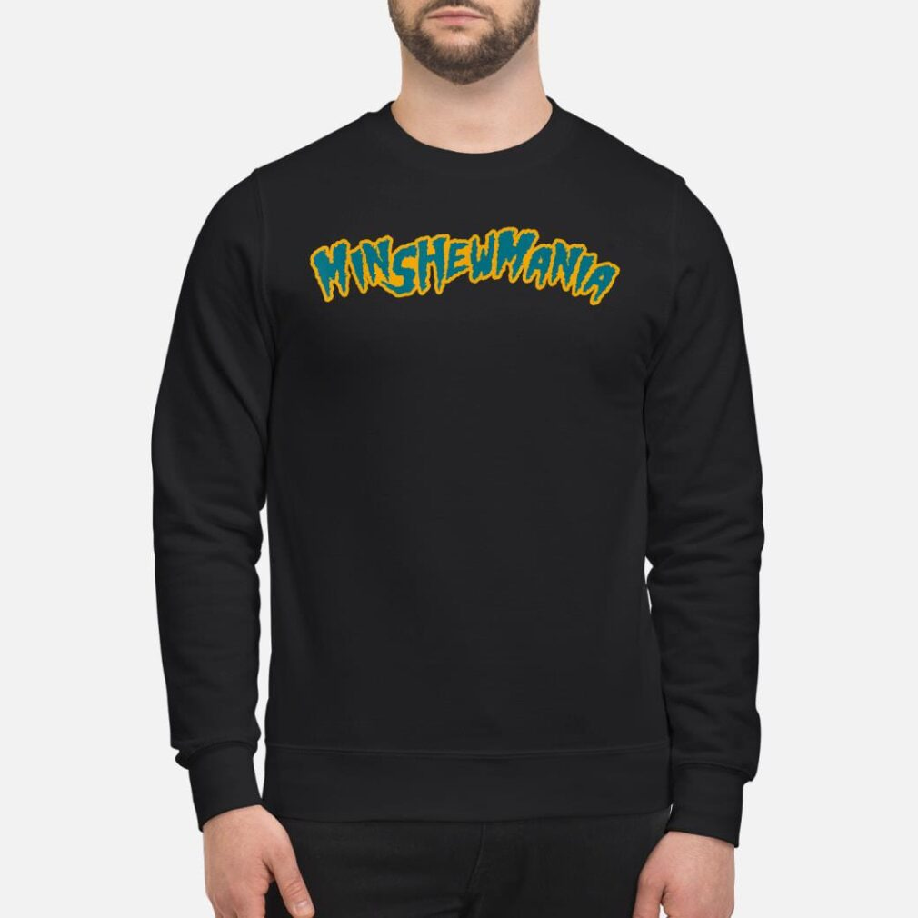 Minshewmania Jacksonville QB Shirt sweater