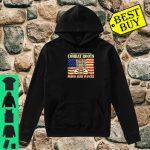 My Fiance Wears Combat Boots Military Proud Army Fiancee shirt hoodie