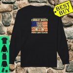 My Fiance Wears Combat Boots Military Proud Army Fiancee shirt long sleeved